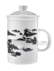 Чашка заварочная Долина Хуанхэ (без колбы) 300 мл