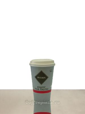 Бумажные стаканы для кофе Rioba 400 мл/50 шт