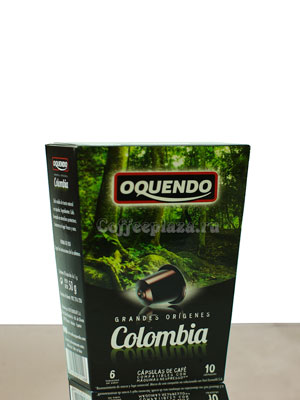 Кофе в капсулах Oquendo Colombia для Nespresso