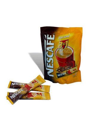 Кофе Nescafe 3 в 1 Мягкий 20 шт по 16 гр