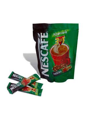 Кофе Nescafe 3 в 1 Крепкий 2014  20 шт по 16 гр