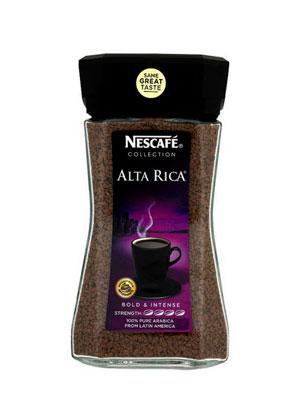 Кофе Nescafe Alta Rica Ergos 100 гр
