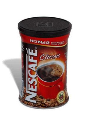 Кофе Nescafe Classic 250 гр ж/б