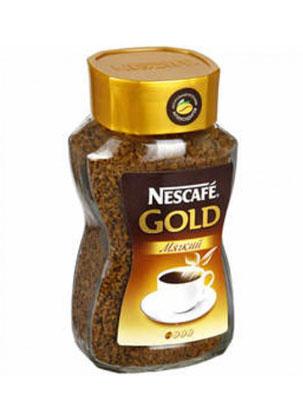 Кофе Nescafe Gold Мягкий 95 гр с/б