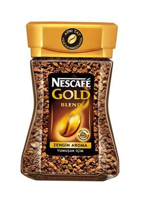 Кофе Nescafe Gold Ergos 95 гр ст/б