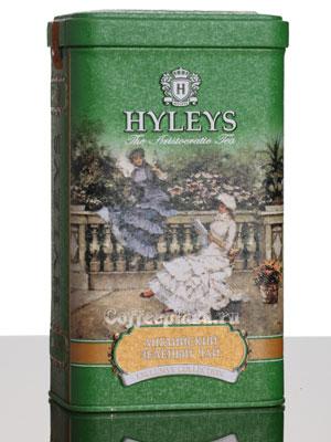Чай Hyleys Английский зеленый 125 гр