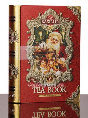 Basilur Чайная книга Том 5 100 гр ж.б.