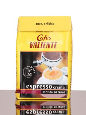 Кофе Valiente молотый Espresso 250 гр