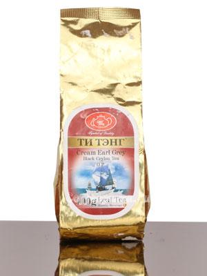 Чай Ти Тэнг Бергамот со сливками 100 гр