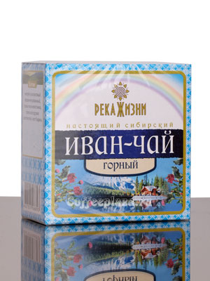 Река жизни Иван-Чай Горный 50 гр