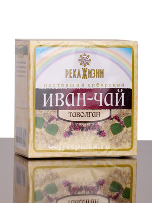 Река жизни Иван-Чай Таволган 50 гр