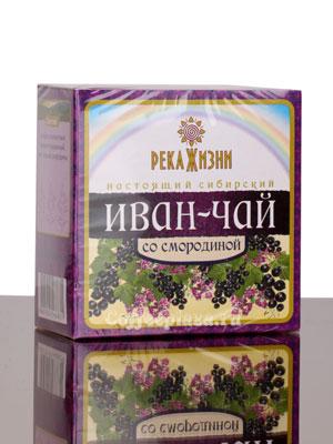 Река жизни Иван-Чай Смородина 50 гр