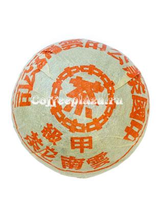 10 летний юннаньский пуэр Точа 250 г