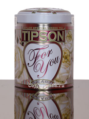 Чай Tipson For You Pearl 75 гр