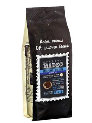 Кофе Madeo в зернах Баварский шоколад 500 гр