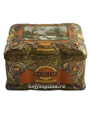 Чай Basilur Ларец Янтарь 100 гр