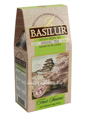 Чай Basilur Времена года Весенний сакура 100 гр