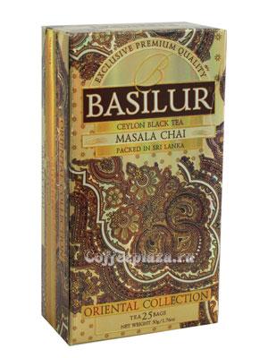 Чай Basilur Восточная Масала чай