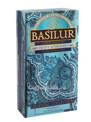 Чай Basilur Восточная Морозный день