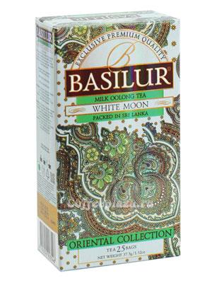 Чай Basilur Восточная Белая луна. Молочный улун