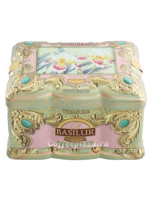 Чай Basilur Ларец Амазонит 100 гр