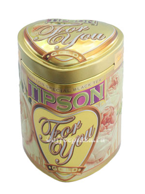 Чай Tipson For You Gold 75 гр