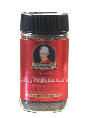 Кофе Darboven растворимый Mozart Premium Intensive