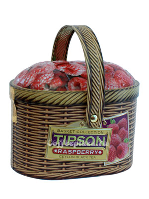 Чай Tipson Basket Raspberry 100 гр