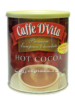 Горячий шоколад Caffe D`Vita Hot Cocoa