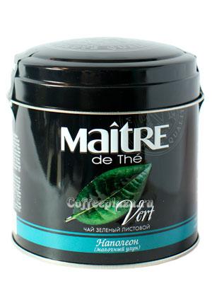 Чай Maitre Наполеон 100 гр Молочный улун