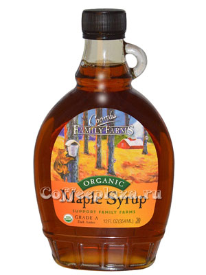 Сироп Coombs (Кумбс) кленовый Maple Syrup