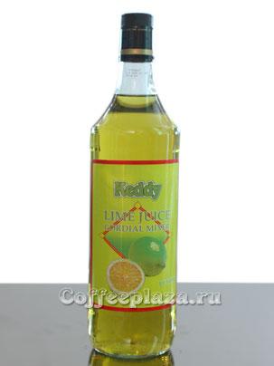 Концентрированный напиток Keddy Лайм Джус 1 л