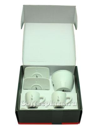 Подарочный набор Bialetti Porcelain ( 7 предметов )