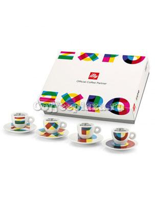 Подарочный набор Illy EXPO каппучино