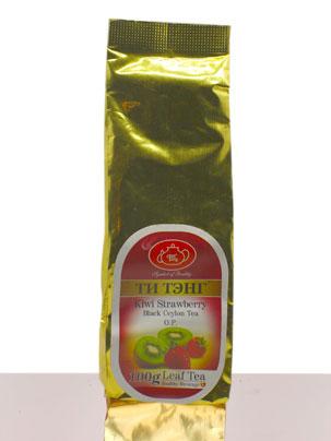 Чай Ти Тэнг Киви с клубникой 100 гр