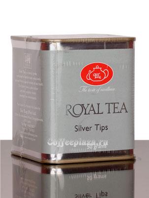Чай Ти Тэнг Серебряные типсы 50 гр