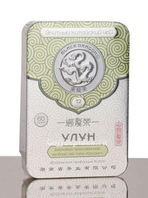 Чай Черный дракон Прессованный улун 60 гр