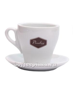 Чашка Paulig для капучино
