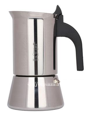Гейзерная кофеварка Bialetti Venus Elegance 4 порции 160 мл (Индукционная)
