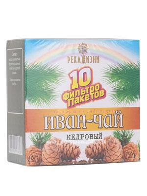 Река жизни Иван-Чай Кедровый 50 гр