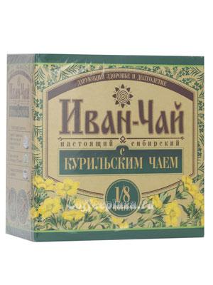 Река жизни Иван-Чай Курильский чаем 50 гр