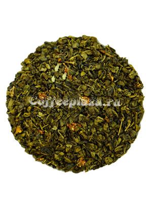 Чай Земляника со сливками (зеленый)