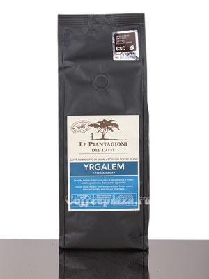 Кофе Le Piantagioni del Caffe (Ле Пьянджиони Дель Каффе) в зернах Yrgalem 500 гр