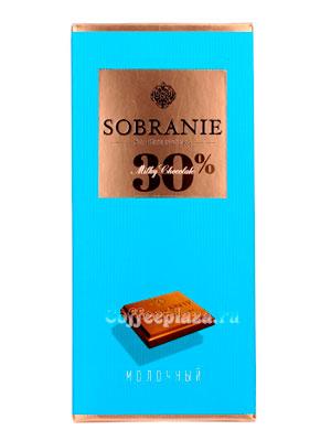 Шоколад Sobranie Молочный 90 гр