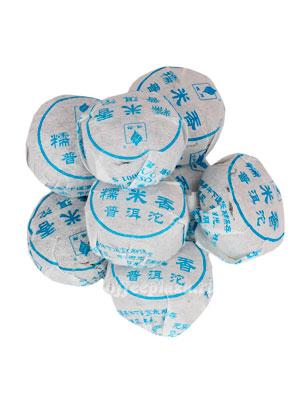 Пуэр То ча с ароматом риса (шу)