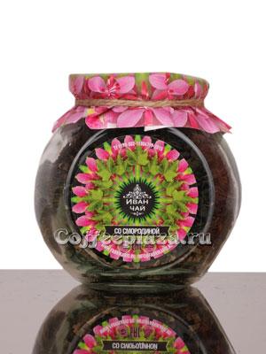 Северный чай Иван-Чай листовой ферментированный со смородиной