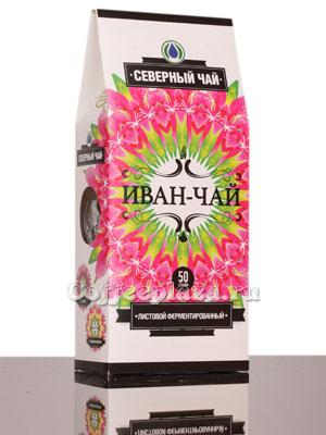 Северный чай Иван-Чай листовой ферментированный