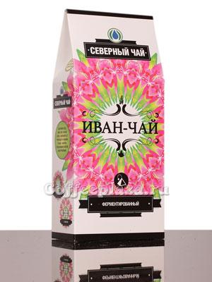 Северный чай Иван-Чай ферментированный в пирамидках