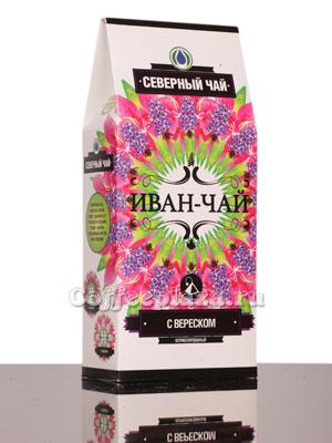 Северный чай Иван-Чай ферментированный с вереском в пирамидках