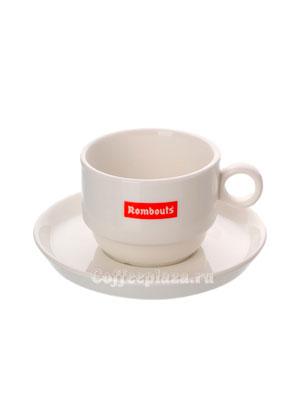 Чашка Rombouts капучино 180 мл